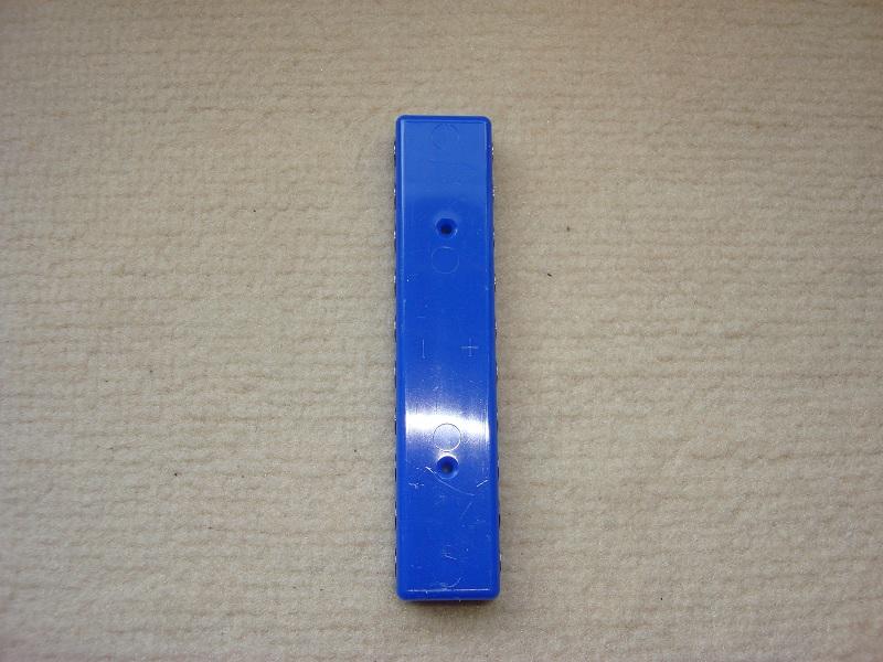 1 Stueck Verteilerplatte blau