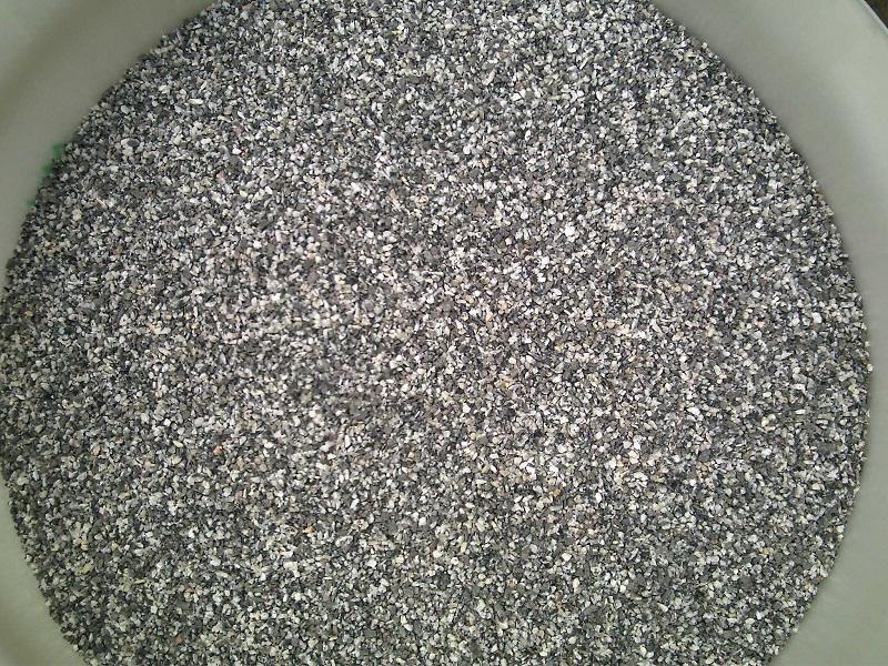 2,5 kg Gleisschotter Spur H0 Granit 0,5 bis 1,0 mm Koernung