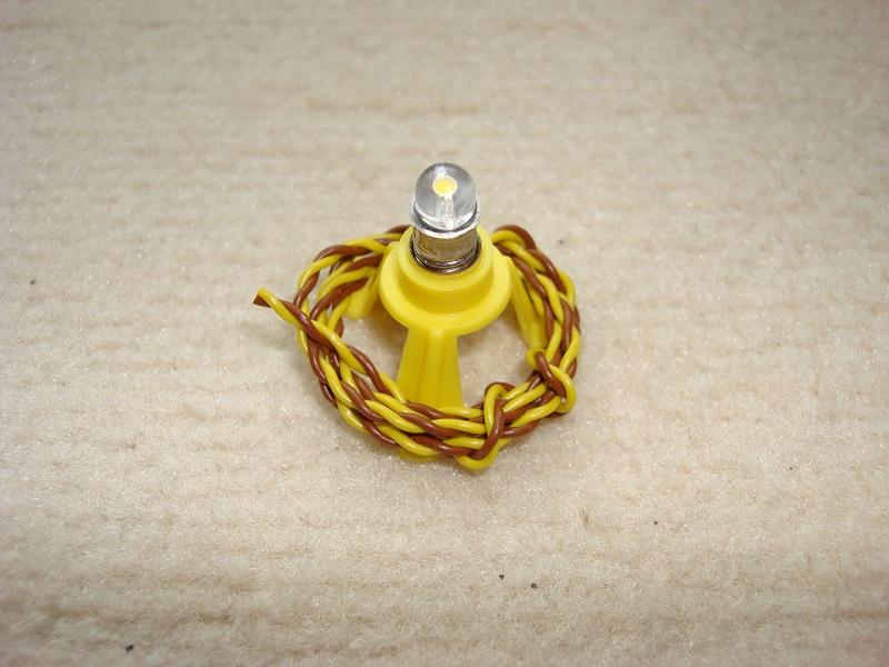 Beleuchtungssockel LED (1 Stueck)