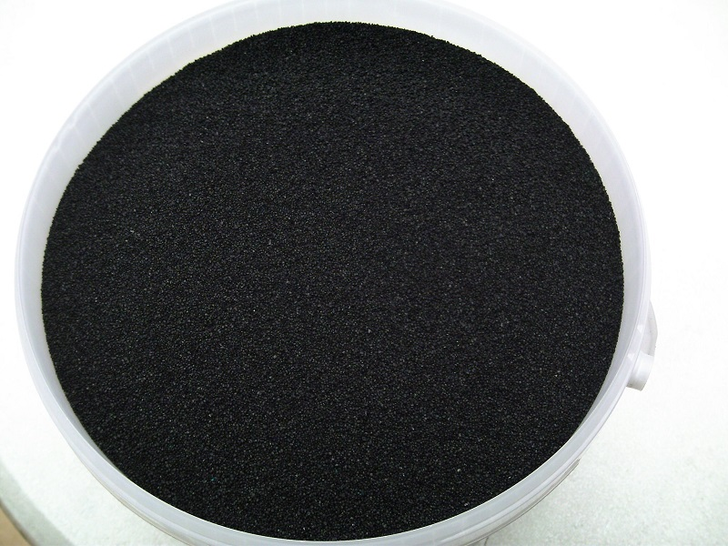 0,5 kg Ladegut schwarz - wie Kohle - Spur N / TT  0,2 - 0.6 mm Koernung