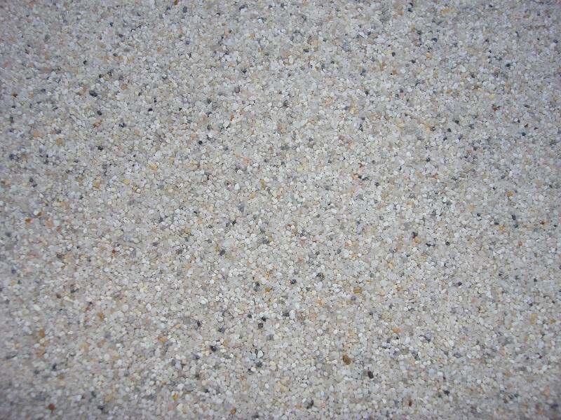 1,5 kg Gleisschotter Spur H0 Quarzstein 0,5 - 1,0 mm Koernung